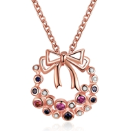 Show details for  Small Others Pendant Necklaces 3LK053766N