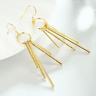 Picture of Bling Casual Copper or Brass Drop & Dangle Earrings Online Only