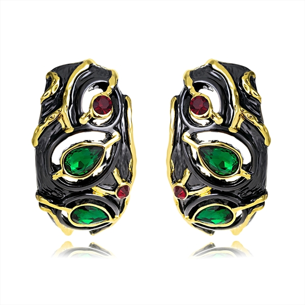 Picture of Purchase Zinc Alloy Glass Stud Earrings Best Price