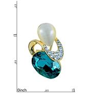Picture of Well Produced Zinc-Alloy Gold Plated Stud