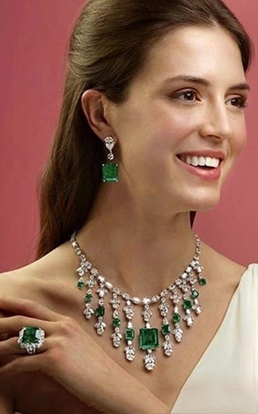 Picture for category Luxury CZ & Jewelry Sets