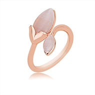 Picture of Charming White Zinc Alloy Fashion Ring As a Gift