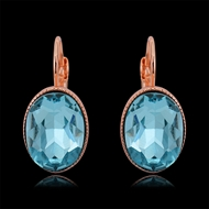 Picture of Zinc Alloy Classic Small Hoop Earrings with Full Guarantee