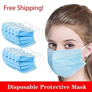 Show details for Disposable Protective Mask 3 Layers Protective Virus Masks