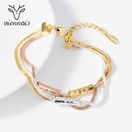 Picture of Need-Now Gold Plated Dubai Fashion Bracelet from Editor Picks