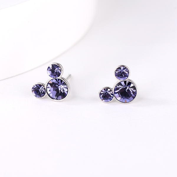 Picture of Best Selling Small Zinc Alloy Stud Earrings