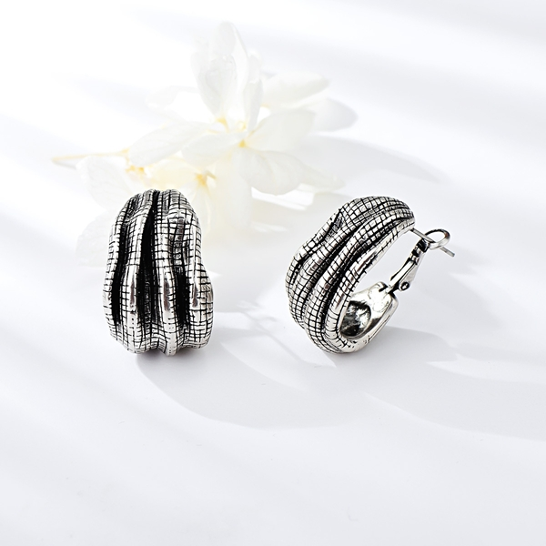 Picture of Zinc Alloy Medium Stud Earrings at Great Low Price