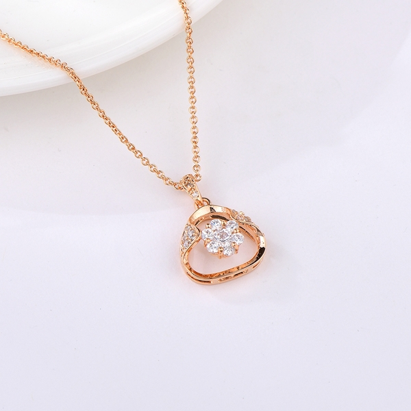 Picture of Copper or Brass Small Pendant Necklace at Super Low Price