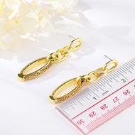 Picture of Funky Dubai Zinc Alloy Dangle Earrings